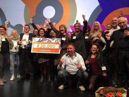 Klik hier om meer te lezen over de door Hersenz gewonnen innovatieprijs