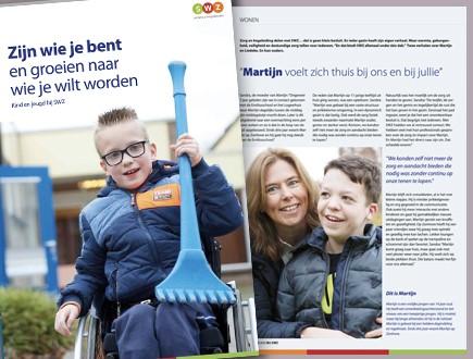 Brochure SWZ-EMB - Kind & Jeugd bij SWZ